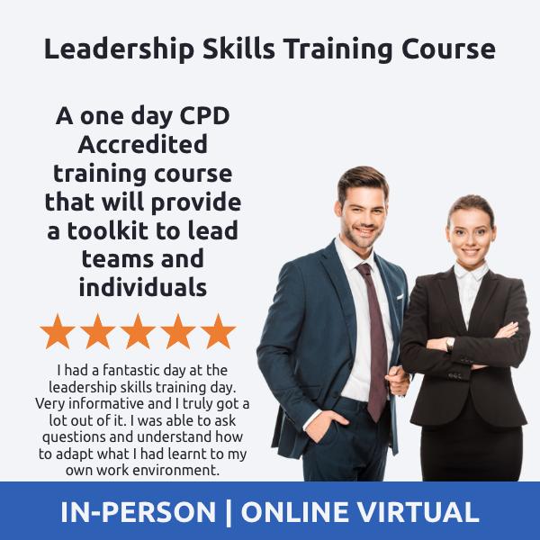 Leadership Skills Training Course