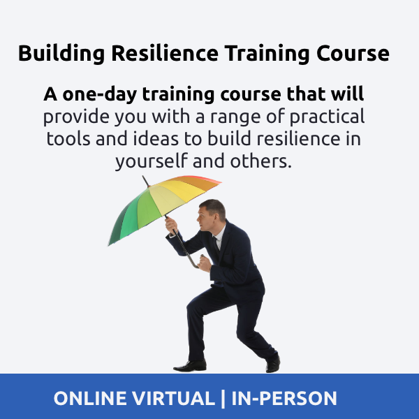 Building Resilience Training Course