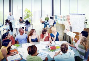 open and in-house training courses