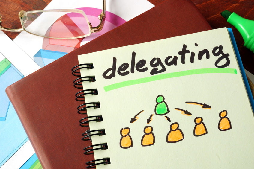 delegation skills training course