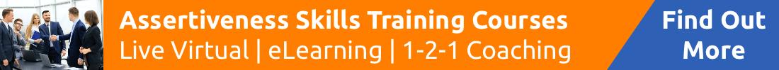 online assertiveness skills training courses
