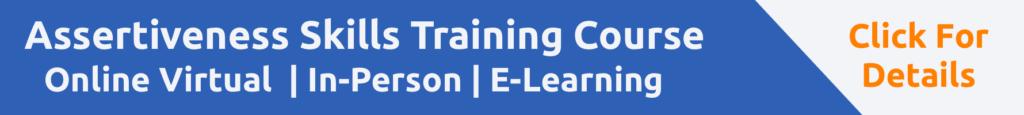 Revolution Learning and Development Assertiveness Skills Training Course