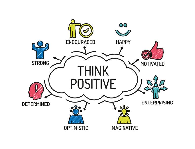 8 Benefits of Positive Thinking